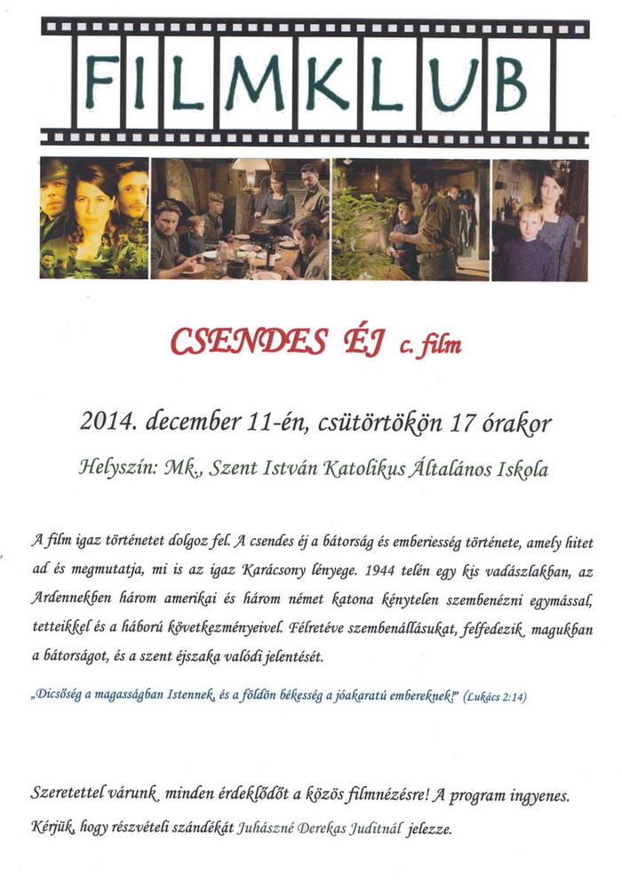 Filmklub - 2014.12.11.